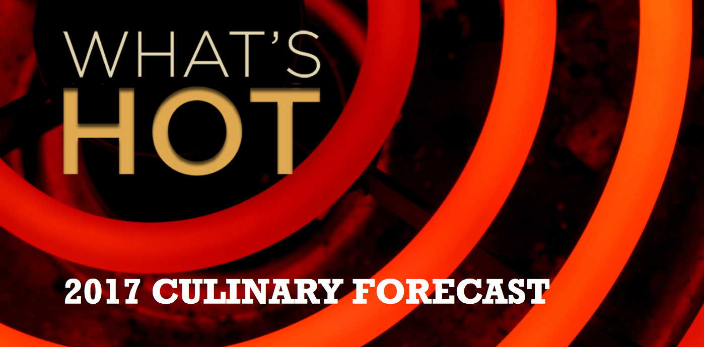 NRA's 2017 culinary forecast