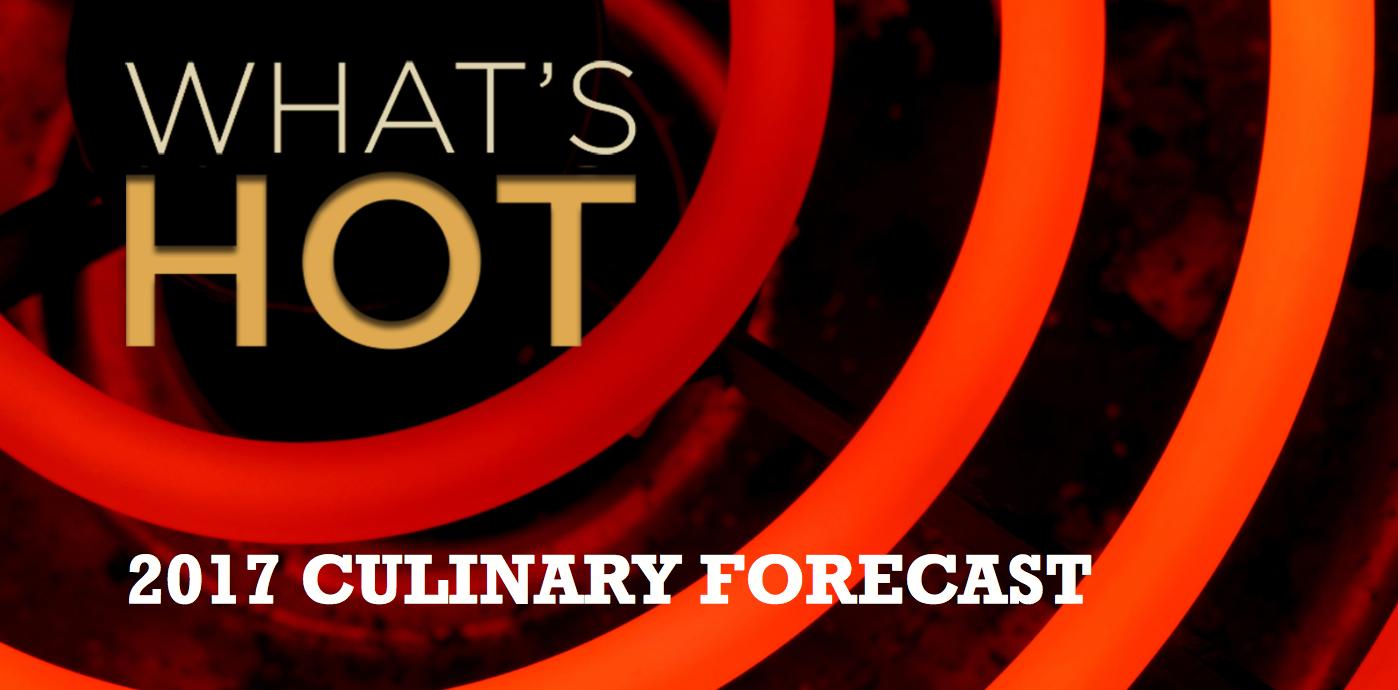 NRA's 2017 culinary forecast