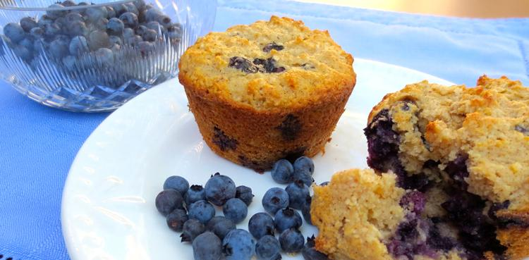 Blueberry Muffins Oldway