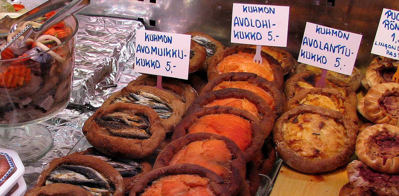 Finnish Fish Pastries