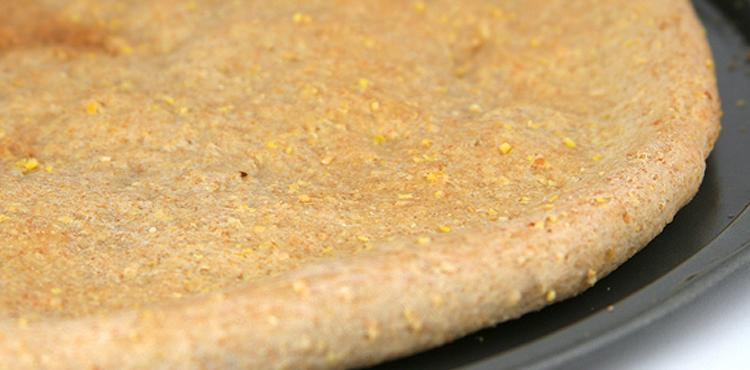 WG Cornmeal Pizza Crust