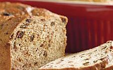 Apple Barley Bread