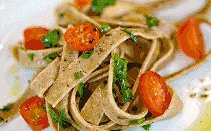 Sprouted Linguini