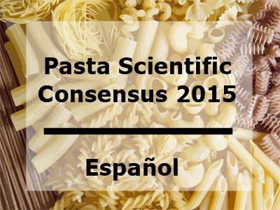 2015 Pasta Consensus Statement in Spanish