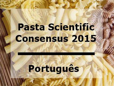 2015 Pasta Consensus Statement in Portuguese