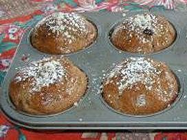 Amaranth Ginger Muffins