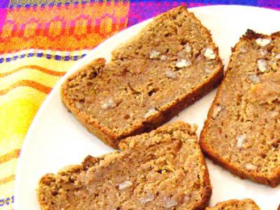 Amaranth Banana Bread