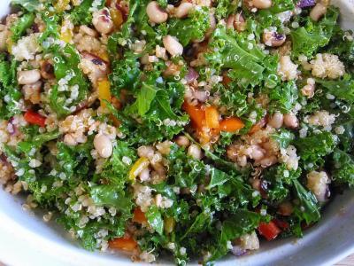 Hoppin' John Salad