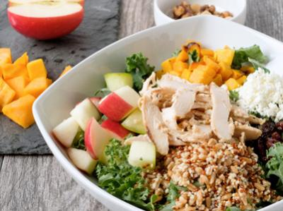 Chik-fil-A Harvest Kale and Grain Bowl