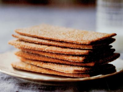 Graham Crackers Kim Boyce