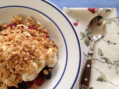 Oldways Homemade Granola