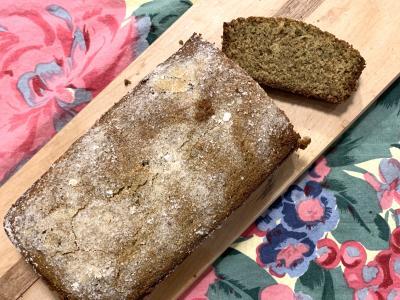 New Hampshire Zucchini Bread