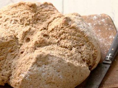 Irish Brown Bread