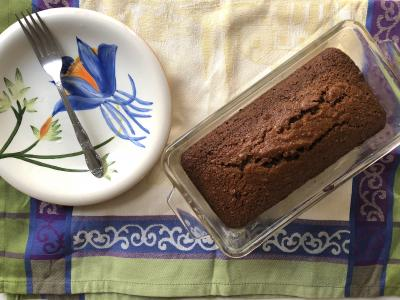 Pain d'Epices - French Honey Rye Cake
