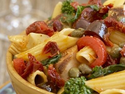 Penne Tuscan Sausage