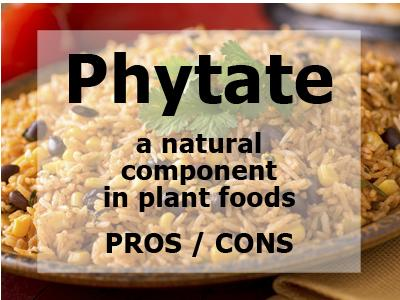 Phytate Pros and Cons