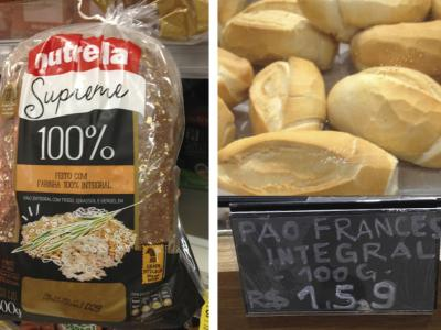 Which Brazilian whole grain is real?