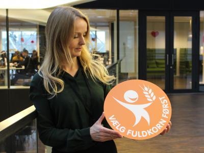 Danish Whole Grain Logo