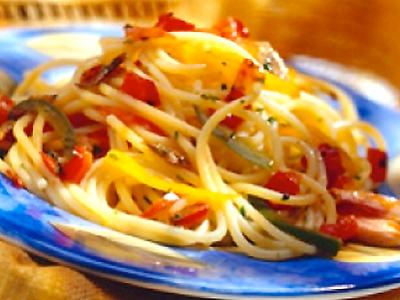 Sun Dried Tomato Vermicelli