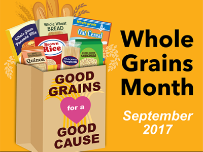 Good Grains for a Good Cause
