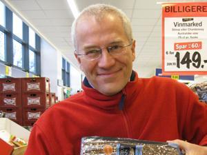 Morten Strunge Meyer, Danish Whole Grains Campaign
