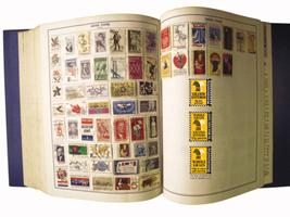 Collecting whole grain stamps
