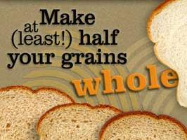 Make (at least!) Half Your Grains Whole