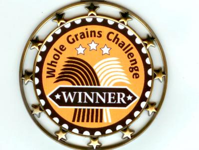 Will you be one of our Whole Grains Challenge Winners?