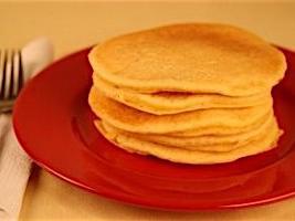 Gluten Free Corn Pancakes