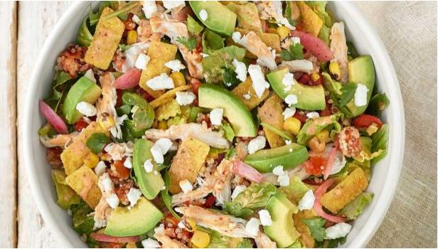 Panera Salad with Quinoa