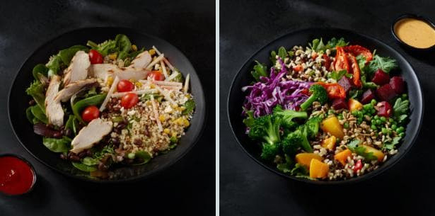 Protein Bowls from Starbucks