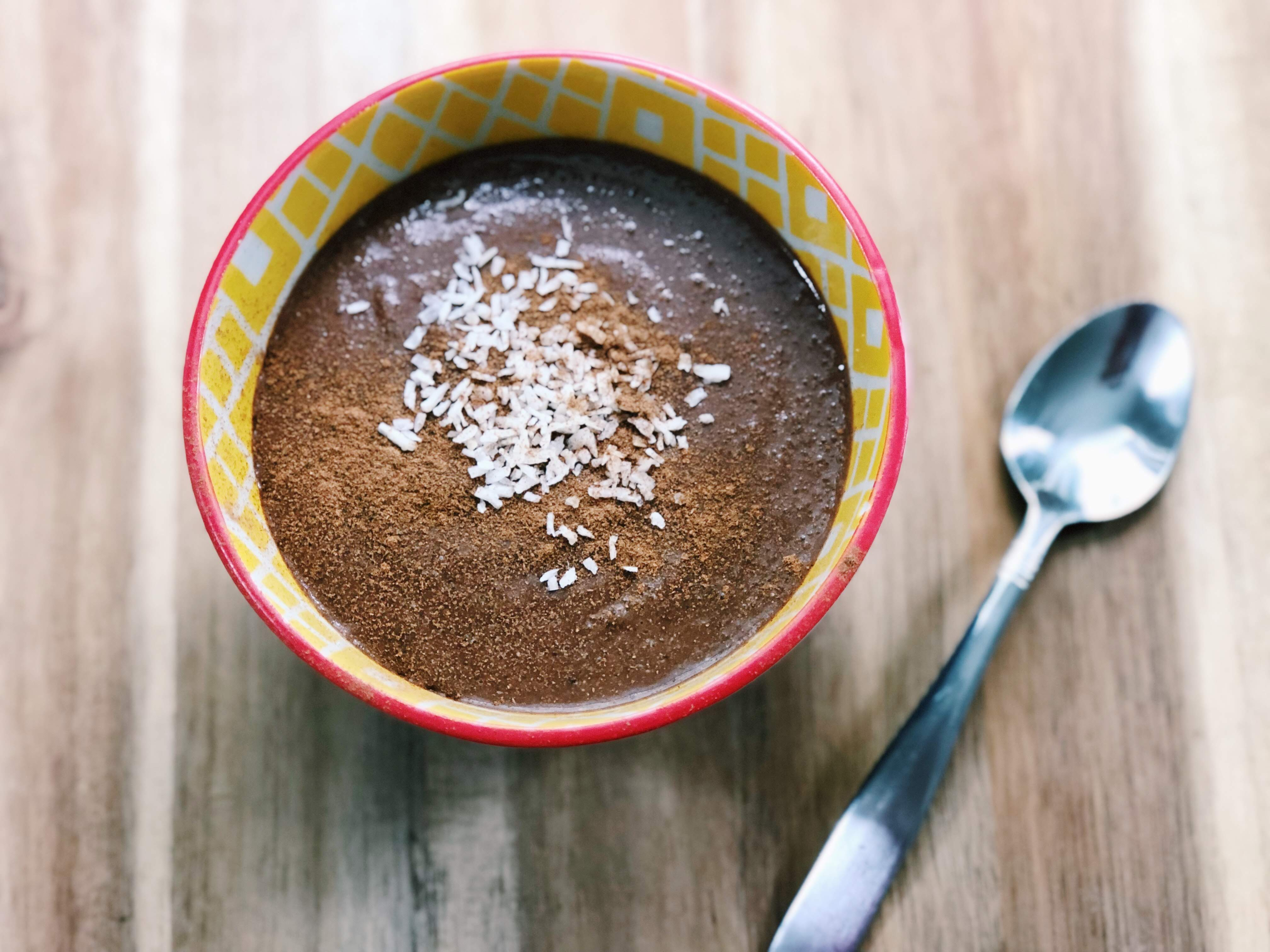 Aztec Amaranth Cocoa Porridge