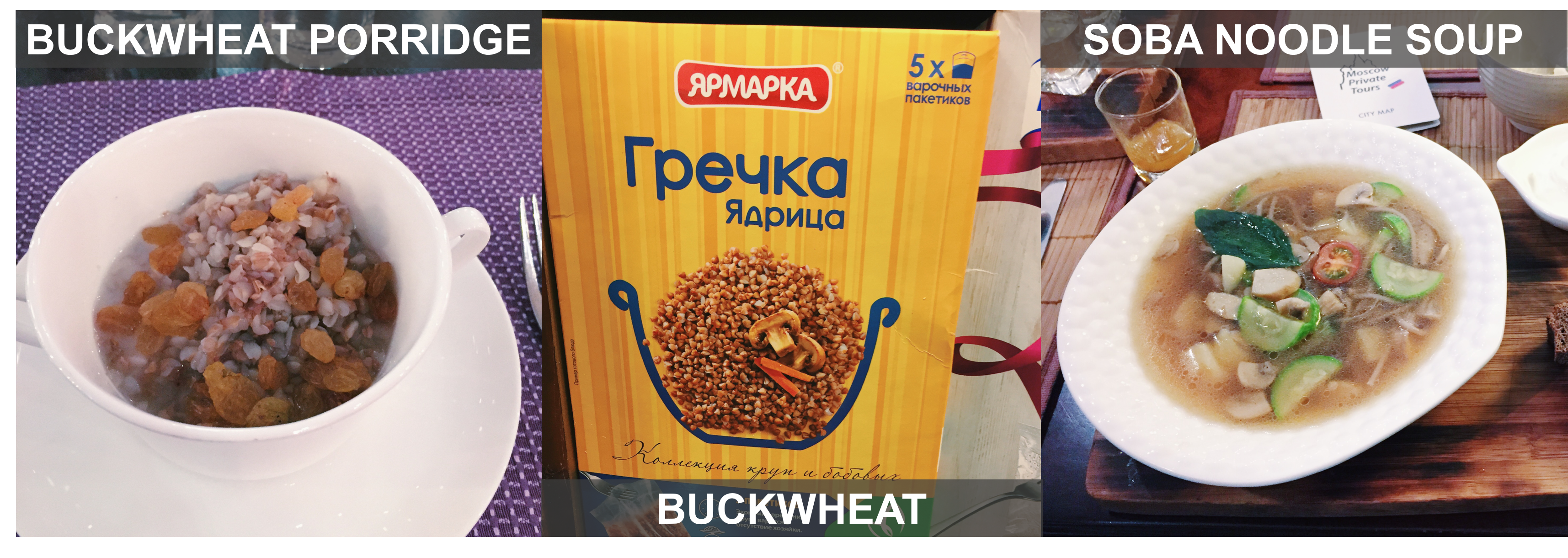 PICTURES OF BUCKWHEAT FROM MOSCOW