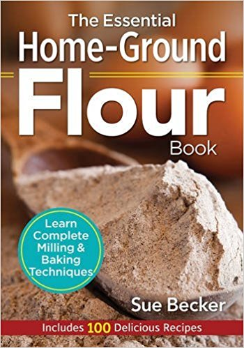 Home-Ground Flour by Sue Becker