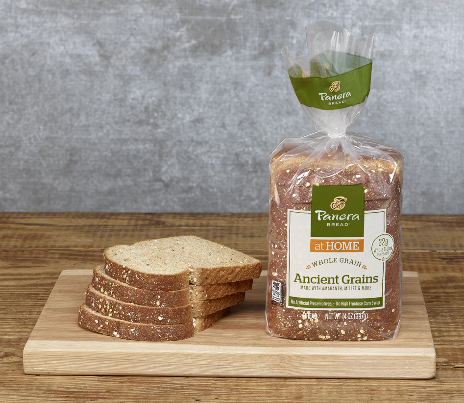 Panera's Ancient Grain Bread