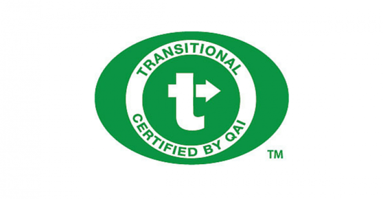 Certified Transitional Logo