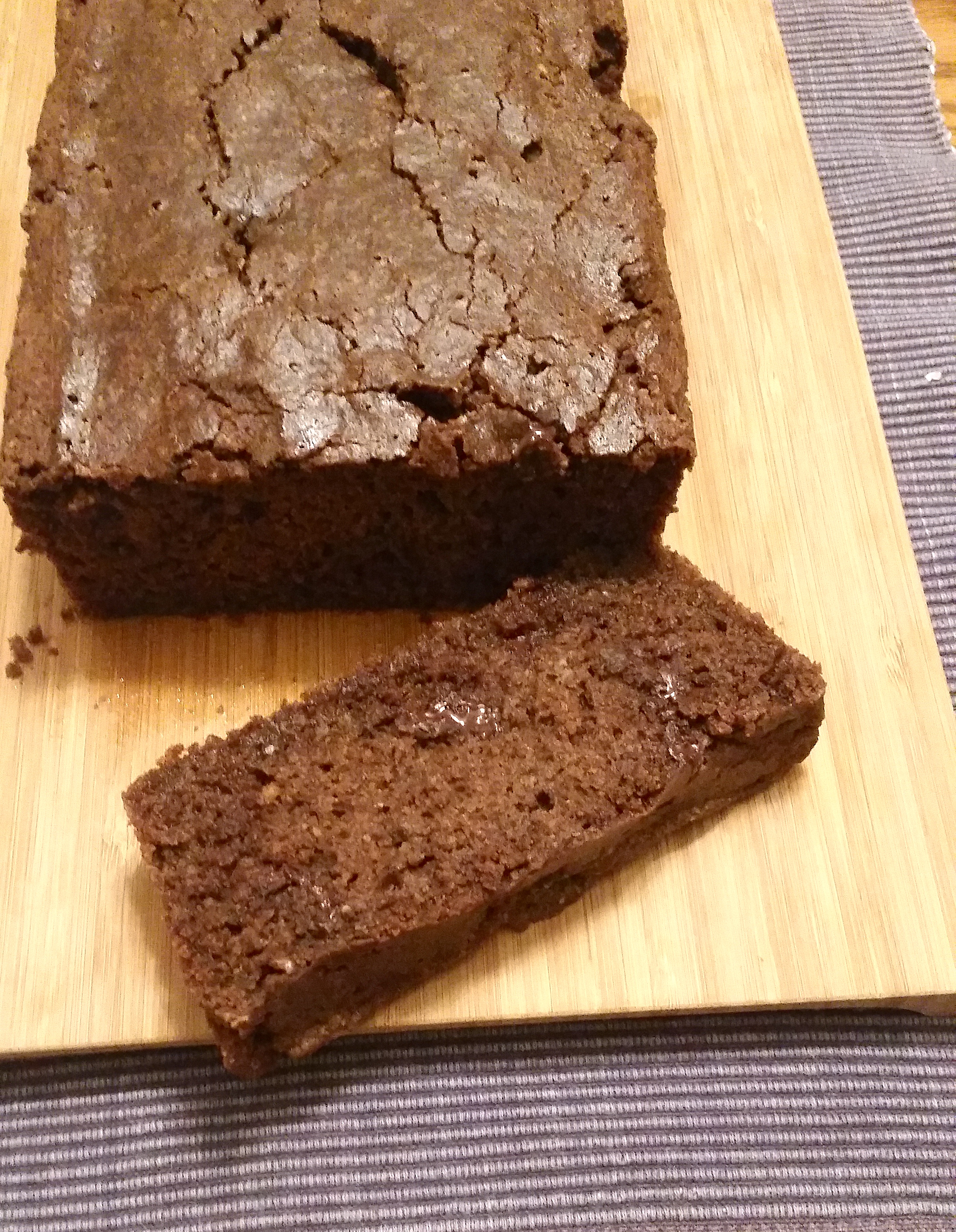 Chocolate Teff Cake
