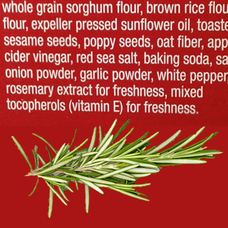 Rosemary Clean Label