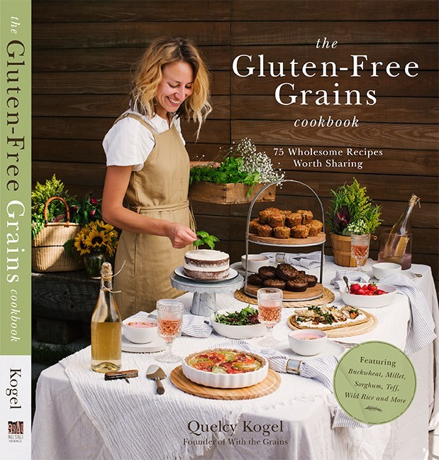 Gluten Free Grains Cookbook