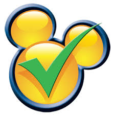 Mickey Check logo, courtesy of Walt Disney brands