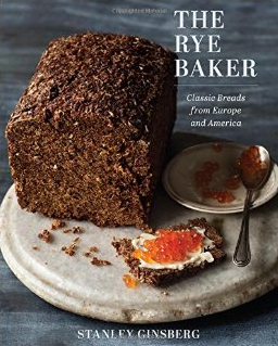 The Rye Baker cookbook cover