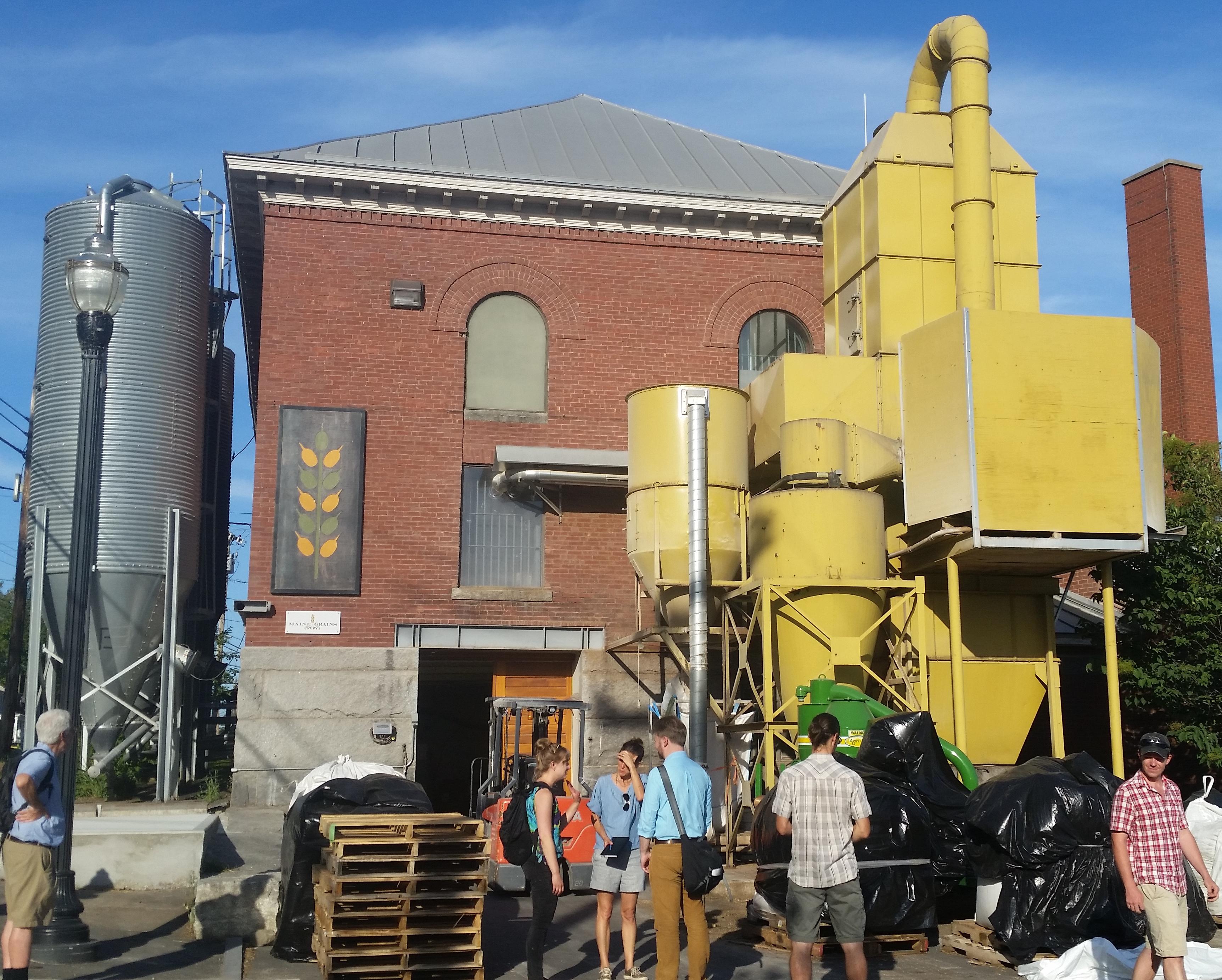 Somerset Grist Mill