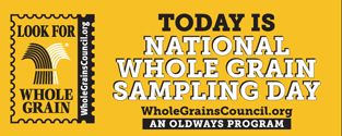Today is WG Sampling Day