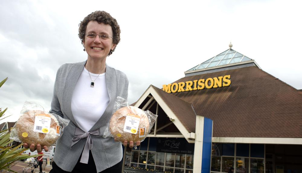 UK Morrisons store opening