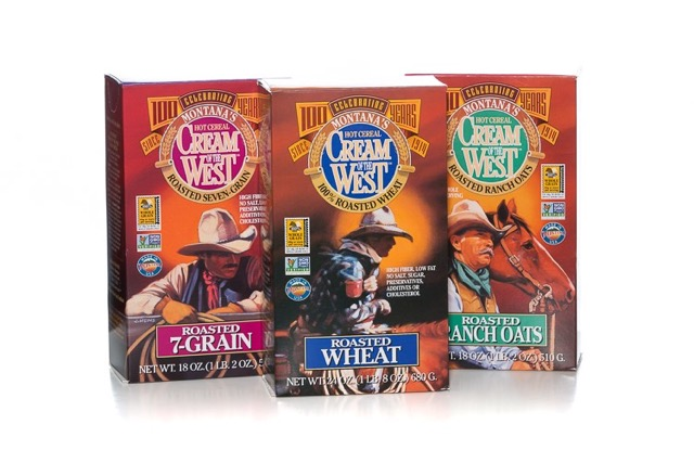 Cream of the West products