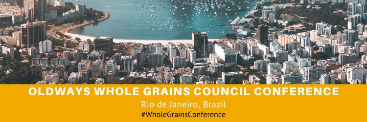 Whole Grains Council Conference Banner