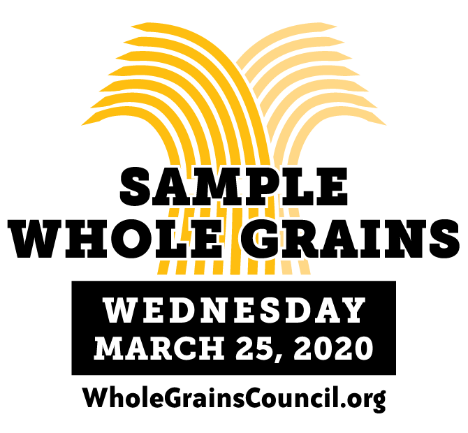 Whole Grain Sampling Day graphic