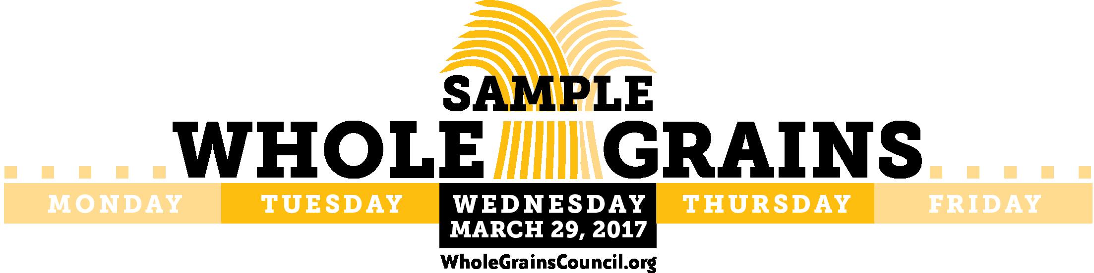 WG Sampling Day Logo