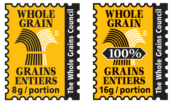 Canada Whole Grain Stamps