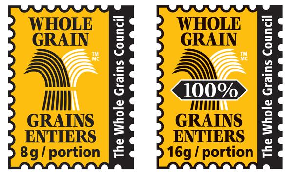 Canada Whole Grain Stamps